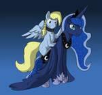 The Royal Equestrian Plushie