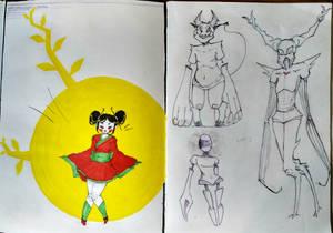 Crappy doodles