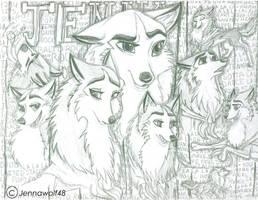 jenna from balto fanart by jennawolf48 by PricklyAlpaca