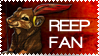 Reepicheep Fan Stamp. by AgentWhiteHawk