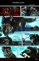 The Operative Comic pg 2 by PricklyAlpaca