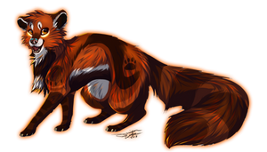 CM  Dat tail. by PricklyAlpaca