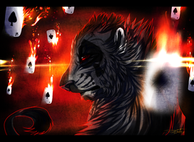 You've gotta rig the deck to get the ace of spades by PricklyAlpaca