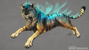 Nightiger. by PricklyAlpaca