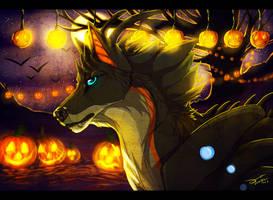 Halloween by PricklyAlpaca