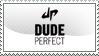 Dude Perfect Stamp by AgentWhiteHawk