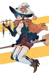 Libra Witch