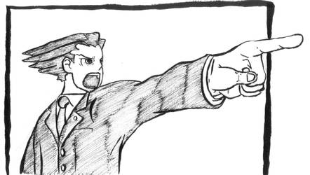 Phoenix Wright: Objection by RuneSword