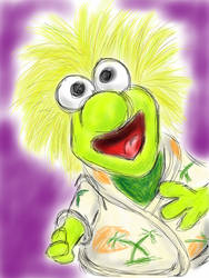 Wembley Fraggle by RuneSword