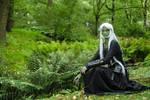 ELFIA Cosplay Stargate Atlantis Wraith Queen by ShryeCosplay