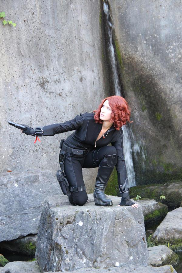 Black Widow III by shrye