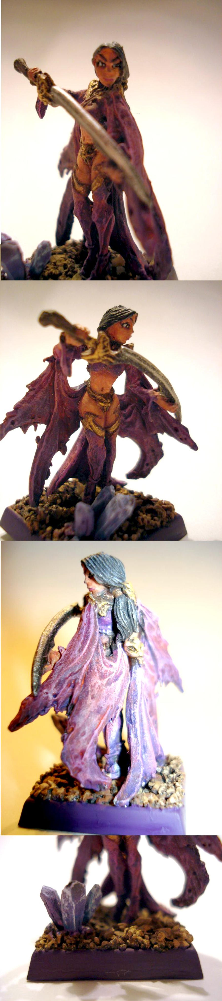 Theda, Priestess by MoCaW