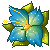 Free Flower Icon 6 By Revpixy (FLIPPED) (NOT MINE) by kurixi