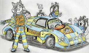 -UnderRoadAU- Temmie Racing Team