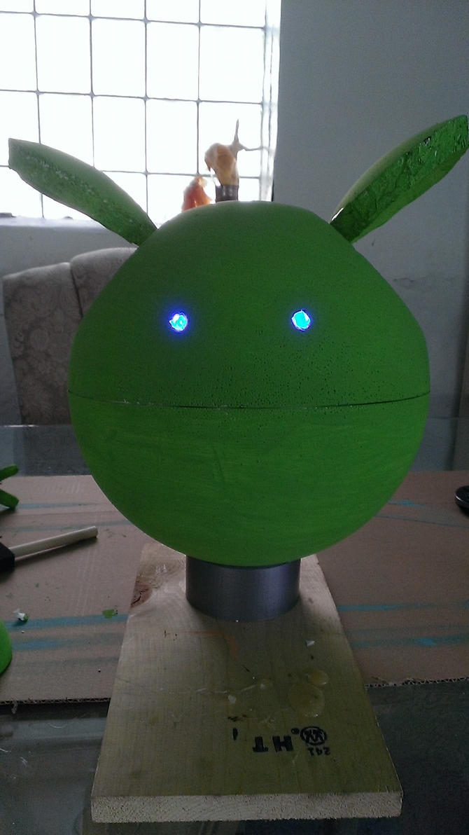 Haro (proto stage 6) by Joseraph09
