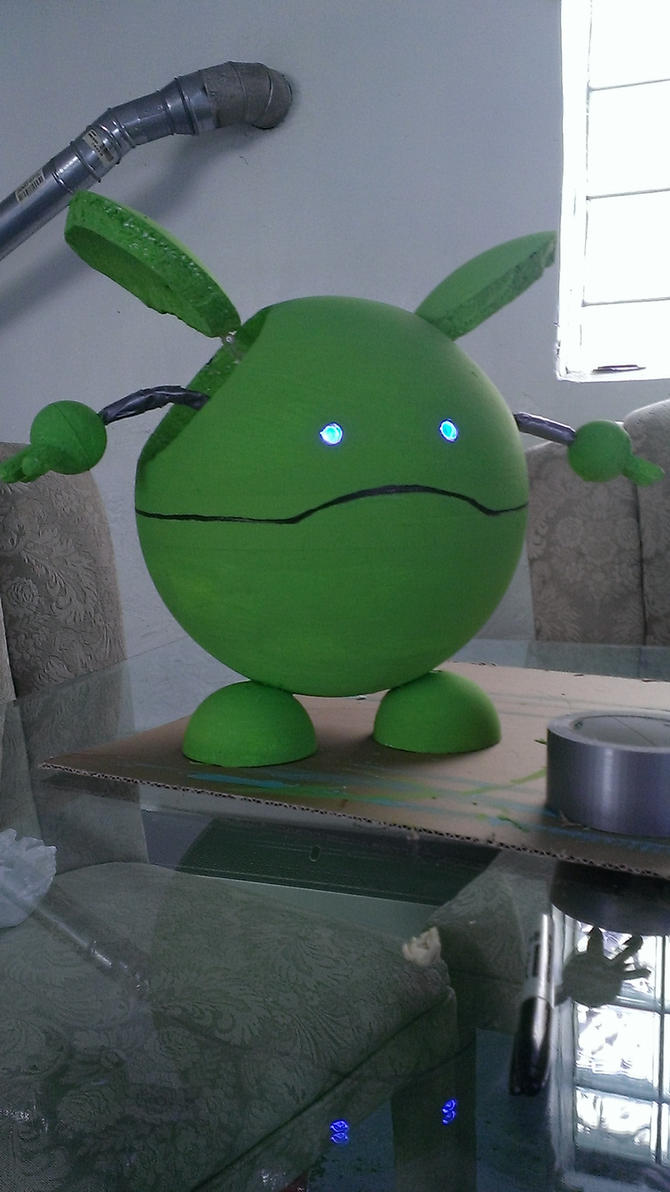 Haro (Completed Stage) by Joseraph09