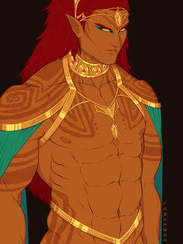 Day 13 of LingerMay is Ganondorf!