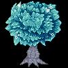 Pixel Practice - Pixel Tree by Gnizam-P