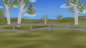 Australian Landscape Background