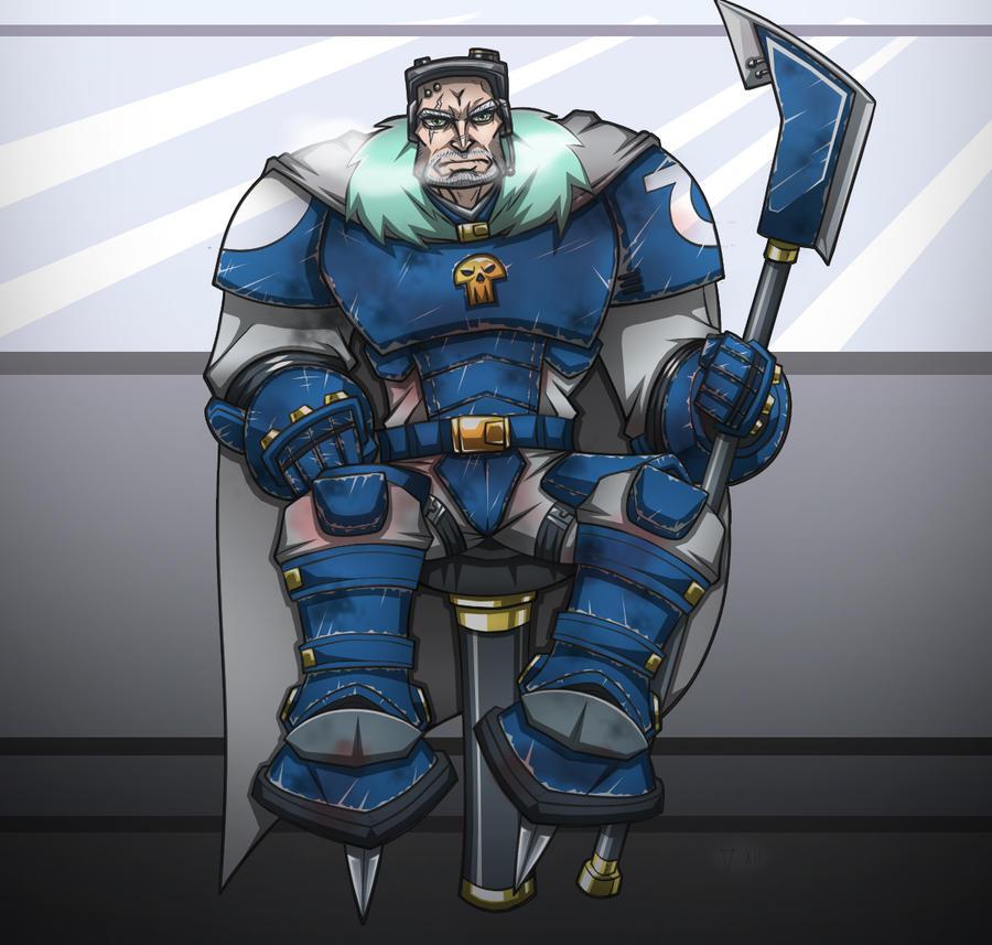 Veteran player by Kain-Moerder