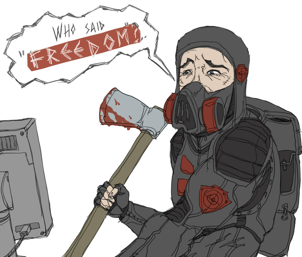 Chernobyl Psycho by Kain-Moerder