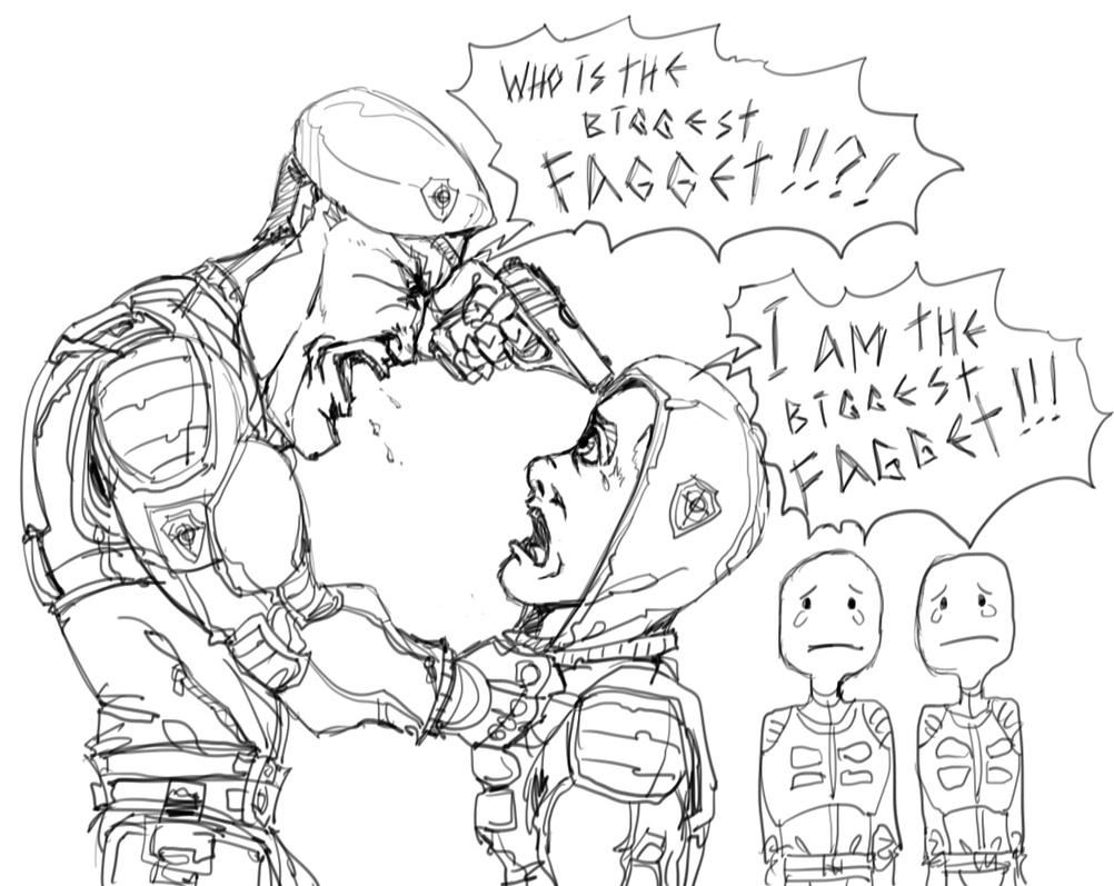 Duty recruits by Kain-Moerder