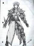Concept - Elven Heavy Armour