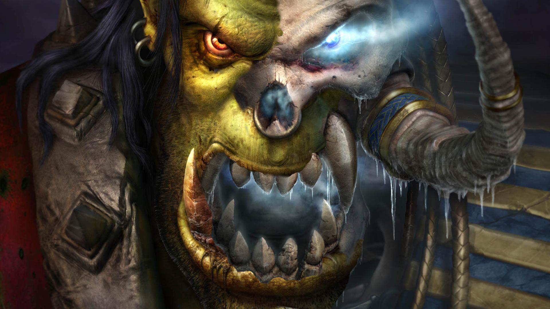 Warcraft3 Undead Undead Orc Wallpaper By Slimebuck On Deviantart