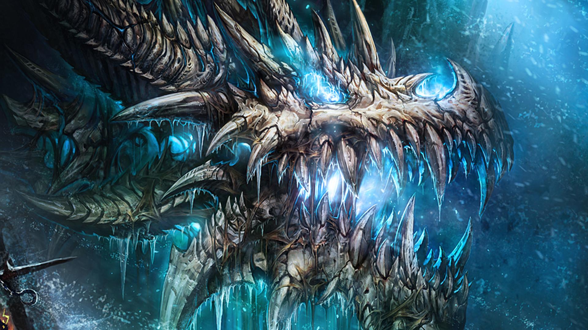 World Of Warcraft Wallpaper Wow Dragon Slimebuck Art