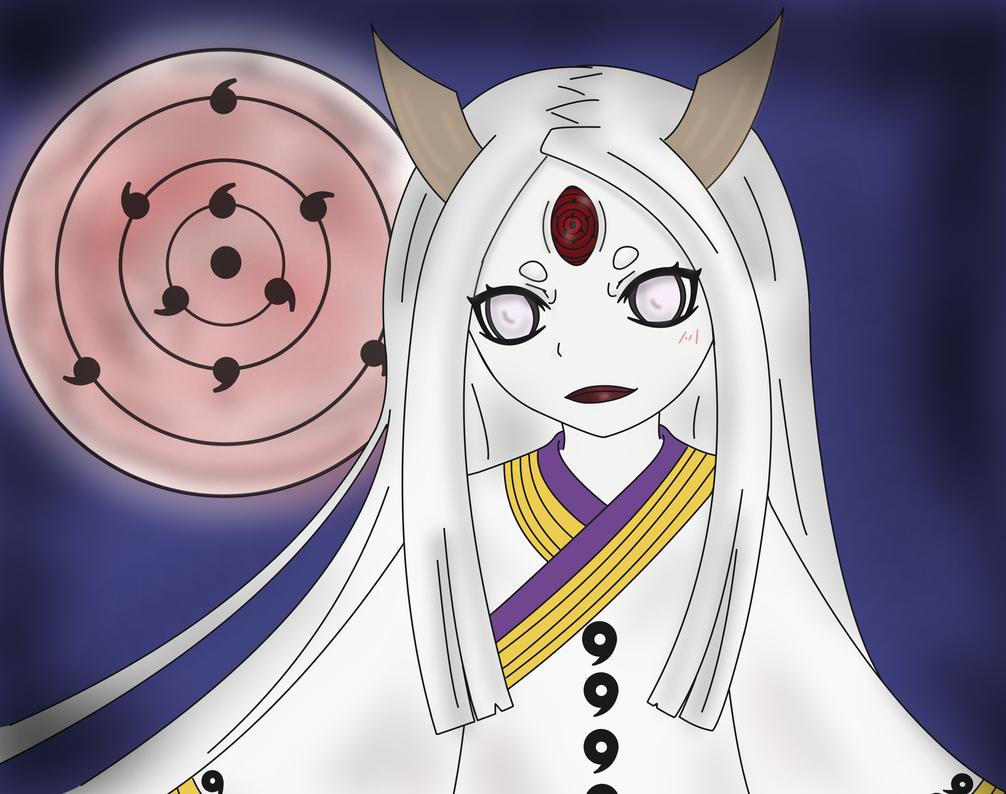 Naruto kaguya ootsutsuki lemon fanfiction