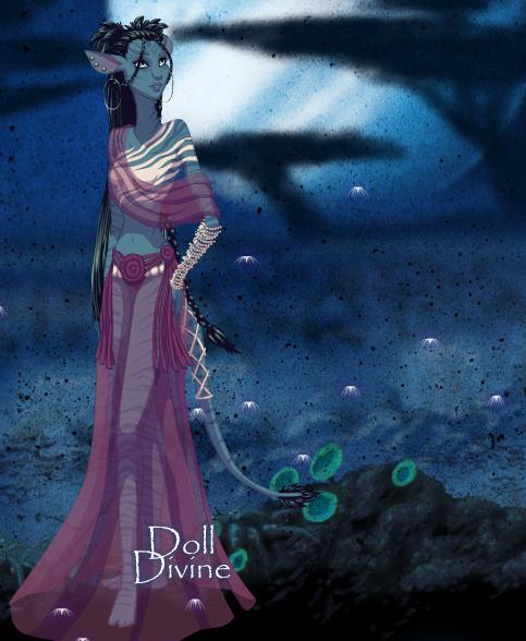 DollDivine by Xx-IkranMakto-xX