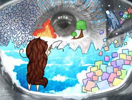 Winter Project by BubbIeBunny