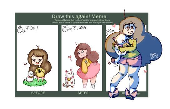 Improvment Meme