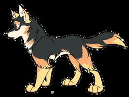:Wolf Adopt:8:CLOSED: by NightmareAdoptables