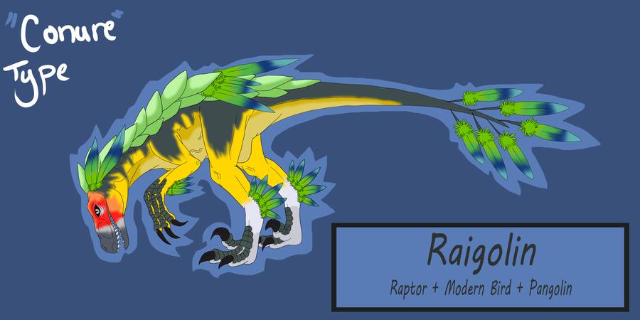 :Raigolin Adopt:4:CLOSED: by NightmareAdoptables
