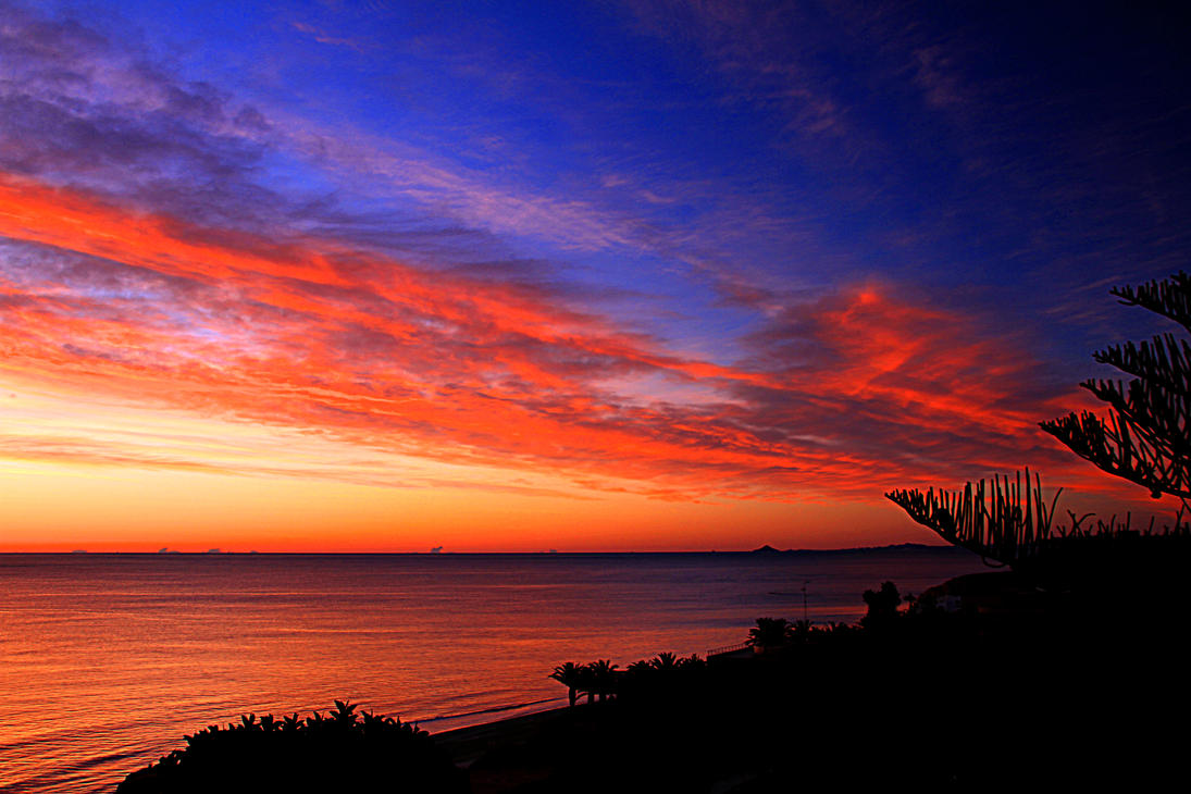 Sunrise In Costa Blanca 38 by ximocampo