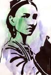 Ozbek Girl by Birisi6th