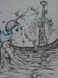 The Goo Princess by shojakka