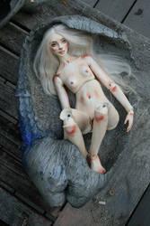 Venus in the Womb by shojakka
