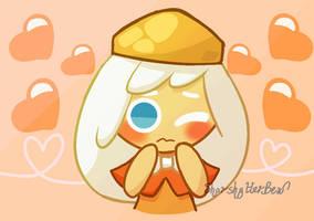 cream puff!! by ruru-ernandesu