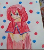 Red Ridding hood by Kaleido12