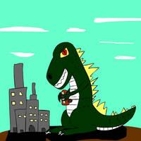 Godzilla SD