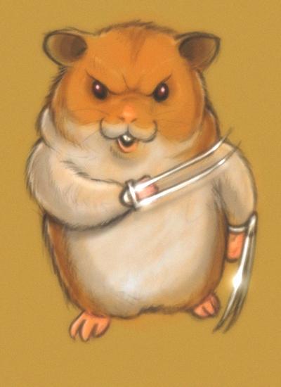 Berserker Hamster