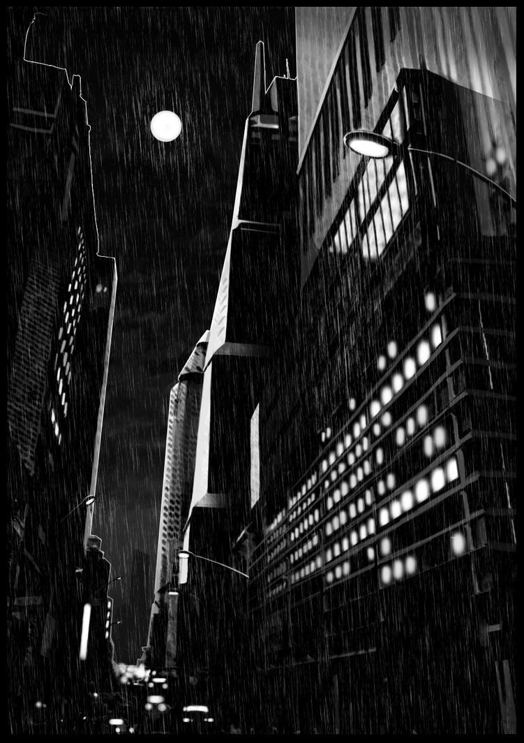 City of Rain by Scelatio