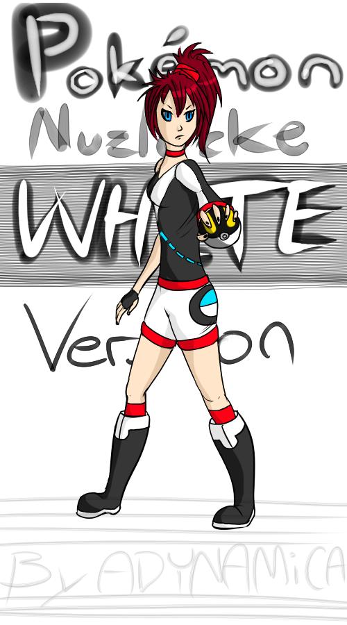 Pokemon Nuzlocke White Cover by ADYNAMICA
