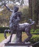 Centaur Statue by LinwoodStock