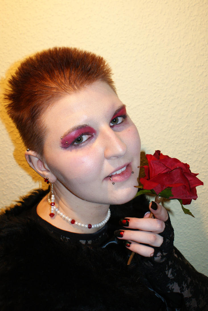 Vampirious Rose by Sayashi-Stock