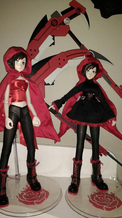 replacement ruby arrived by kamenkewl