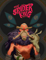 Spiderking poster by Zedig