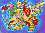 Kirby VS Heavy Lobster